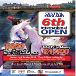 6th Central England International Open
