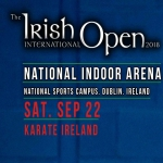 The Official Irish International Open 2018