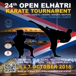 24TH OPEN ELHATRI KATA & KUMITE TOURNAMENT