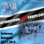 8. INTERNATIONAL KOM KARATE CUP