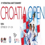 18th Croatia Open 2018