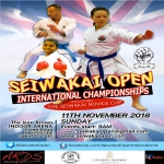 The Seiwakai Open International Championships