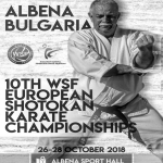 WSF 10th European Shotokan Karate Championships