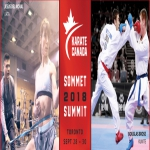 2018 Karate Canada Summit