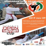 HUNGARIAN OPEN GRAND PRIX - SAMAN CUP 2019