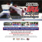 Central England 23rd Open Karate Championships