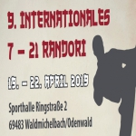 9th INTERNATIONAL 7-21 Randori