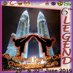 6th Legend International Karate Club Championship 2019