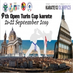 9 th Open Turin Cup Karate International