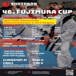 46. FUJIMURA CUP - SWISS IPPON SHUBU OPEN TOURNAMENT 18. MAY 2019