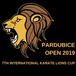 Pardubice Open 2019 - 7th International Karate Lions Cup