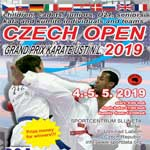 XXXII. CZECH OPEN KARATE CUP 2019- WORLD OPEN KARATE  COMPETITION