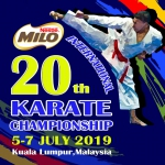 20th Milo International Karate Championship 2019