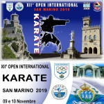 XII° OPEN INTERNATIONAL - SAN MARINO