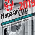 HAYASHI CUP 2019 INTERNATIONAL KARATE TOURNAMENT