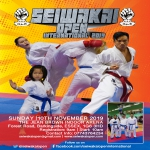 2019 Seiwakai Open International Championships