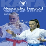 Kata Seminar with Alexandra Feracci in Nice