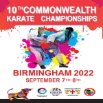 10th Commonwealth Karate Championships 2020