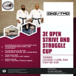 3rd OPEN STRIVE & STRUGGLE CUP 2020 Cancelled due to Corona virus