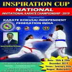 National Invitational Karate Championship - INSPIRATION CUP - 2019