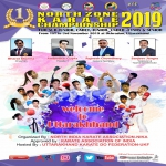 1st NORTH ZONE KARATE CHAMPIONSHIP 2019