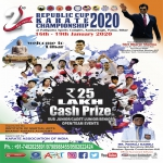 REPUBLIC CUP  Karate Championship 2020