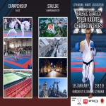 XX BALTIC STATES OPEN KARATE CHAMPIONSHIPS
