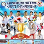 PRESIDENT CUP 2020 KARATE CHAMPIONSHIP