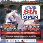 Central England 8th International Open