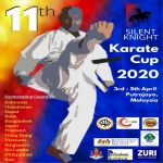 11th SILENT KNIGHT KARATE CUP 2020
