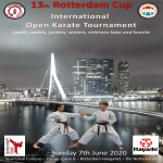 13e Rotterdam Cup - AFGEZEGD / CANCELLED
