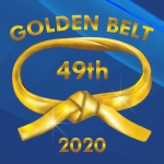 49TH GOLDEN BELT FOR CHILDREN