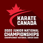 Karate Canada 2020 Junior National Championship/Championnat National Junior 2020
