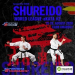 e-Tournament SHUREIDO WORLD LEAGUE 2020 - e-KATA #2