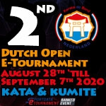 2ND DUTCH OPEN E-TOURNAMENT -SPONSORED BY HAYASHI-
