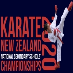 NEW ZEALAND NATIONAL SECONDARY SCHOOLS KARATE CHAMPIONSHIPS 2020