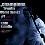 eChampions Trophy World Series #1- Kata / Kumite - Ranked Event I sponsored by Sportland.de