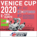 VENICE CUP 2020 #2 SEPTEMBER - RANKED EVENT - CASH AWARD