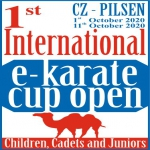 1st Euro Grand Prix E-Tournament 2020 - Sponsored by 4Karate