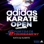ADIDAS KARATE WORLD OPEN SERIES E-TOURNAMENT 2020 #5 - KATA AND KUMITE - RANKED EVENT