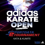 ADIDAS KARATE WORLD OPEN SERIES E-TOURNAMENT 2020 #6 - KATA AND KUMITE - RANKED EVENT