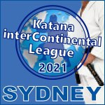 2# Katana interContinental League SYDNEY - ranked event - 100 eur prize