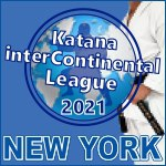 3# Katana interContinental League NEW YORK- ranked event - 100 eur prize