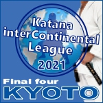 FINAL FOUR Katana interContinental League KYOTO - ranked event - 100 eur prize