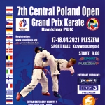7TH CENTRAL POLAND OPEN GRAND PRIX KARATE