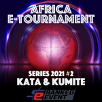 Africa e-Tournament Series 2021 #2 - Kata & Kumite