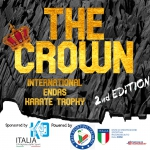THE CROWN INTERNATIONAL ENDAS KARATE TROPHY - 2nd EDITION - CASH AWARDS - RANKED EVENT
