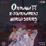 OKINAWA E-TOURNAMENT WORLD SERIES 2021  #3 RANKED EVENT | CASH AWARDS 5000 € | Sponsored by TOKAIDO
