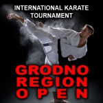 Grodno Region Open - Karate WKF Tournament