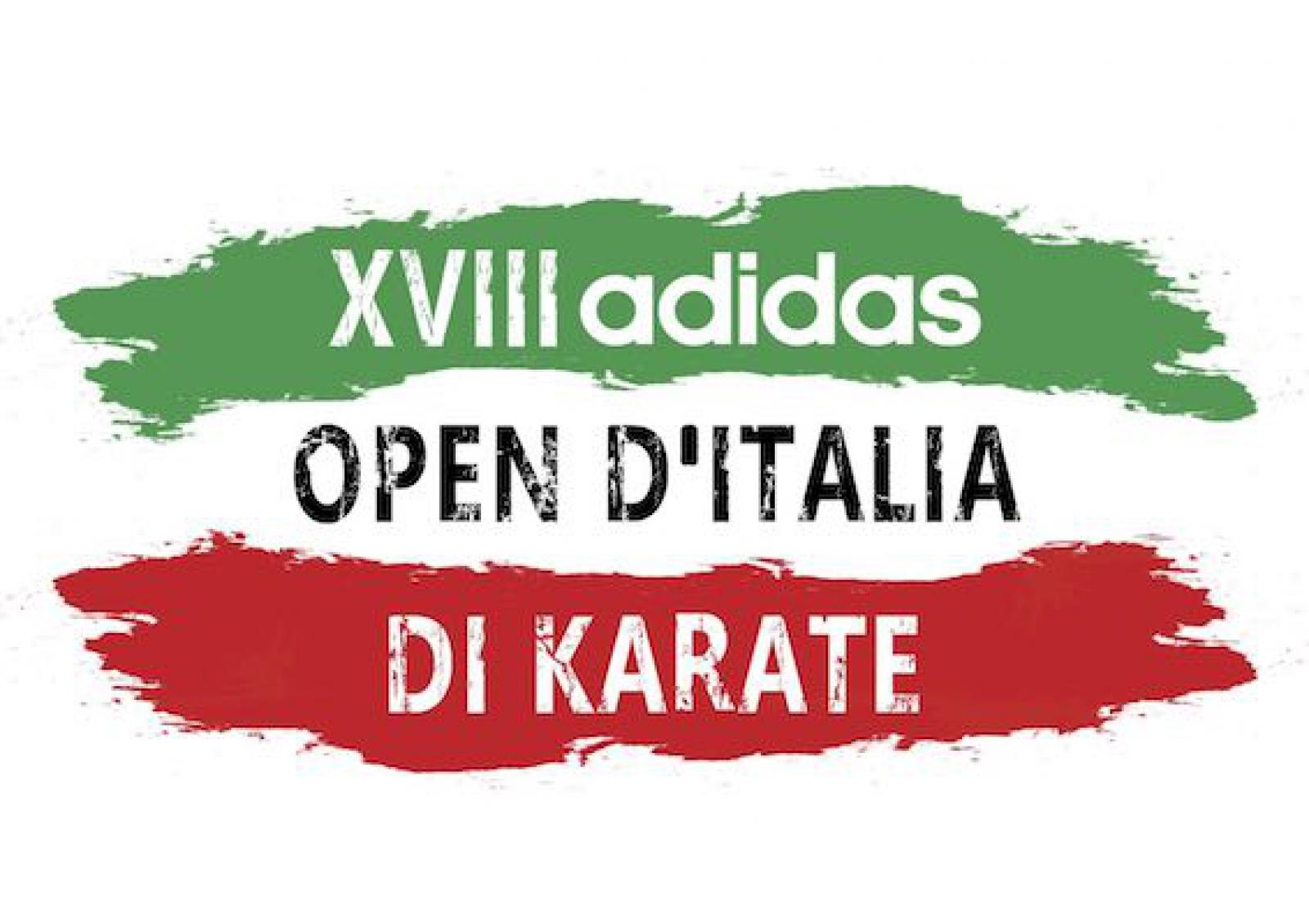 adidas open italia